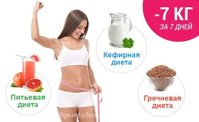 Четкая программа похудения